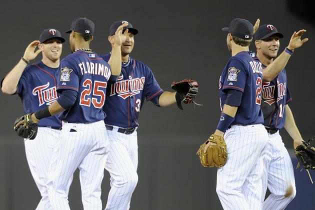 Doumit's Double Leads Twins Past White Sox