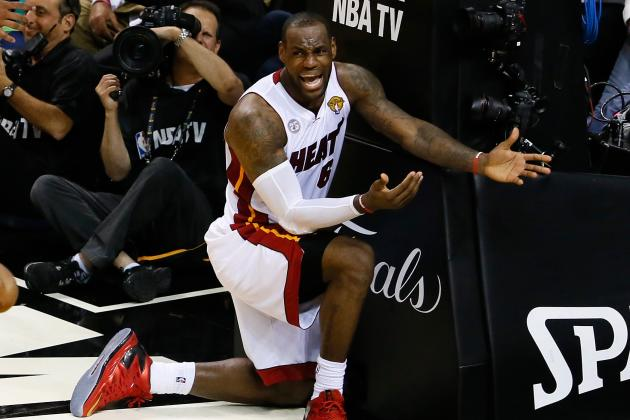 Would an NBA Finals Loss Tarnish LeBron's Legacy?
