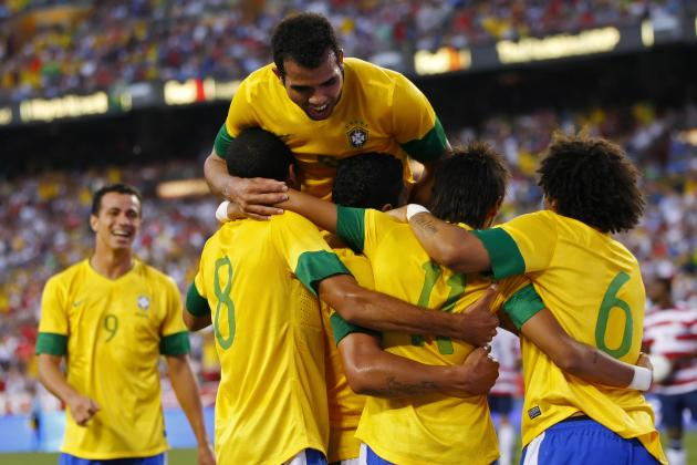 FIFA Confederations Cup 2013: Predictions for Epic Brazil vs. Italy Tilt