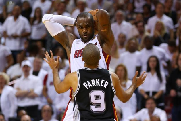 LeBron James on Unbelievable Game 6: 'By Far the Best Game I've Been a Part Of'