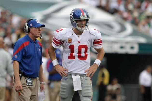 Where Can the New York Giants Improve Most in 2013?