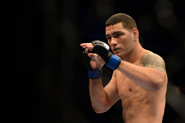 UFC 162 Chris Weidman: Rushed Potential and the Importance of Experience