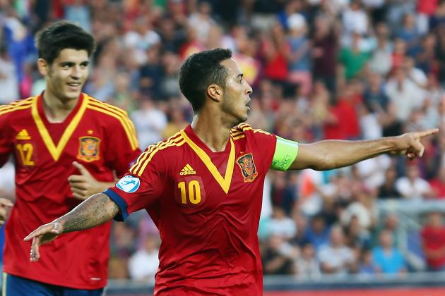 Picking a Barcelona Starting Lineup to Utilise Thiago, Xavi and Iniesta