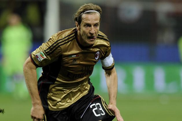 Former AC Milan Midfielder Massimo Ambrosini Close to Joining Fiorentina