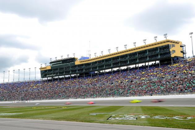 Why NASCAR Needs to Improve the Fan Experience at Tracks