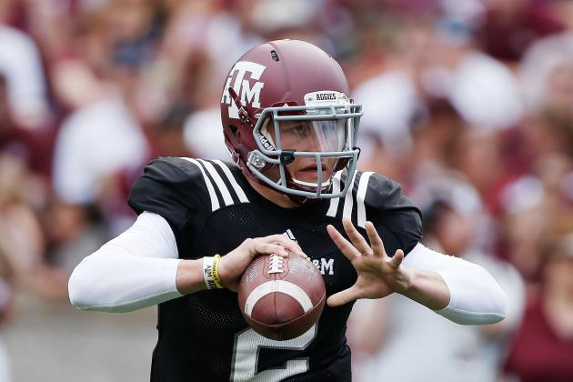 Johnny Manziel's Consideration of Transfer in 2012 Shows Impetuousness of Youth