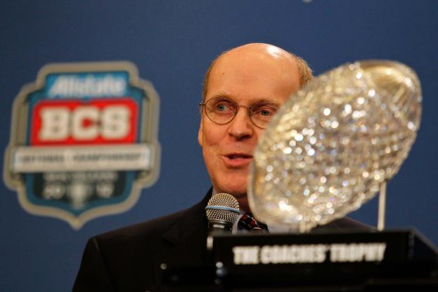 CFB Playoff Leaders Still Several Months Away from Naming Selection Committee