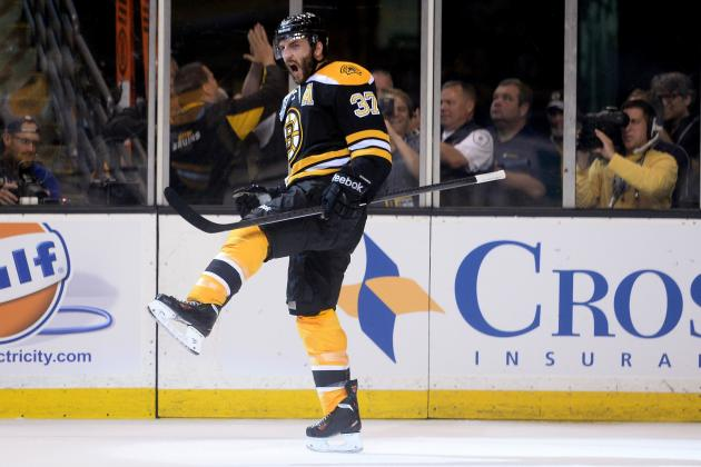 NHL: Bergeron, Not Rask, Should Win Conn Smythe If the Bruins Win Cup