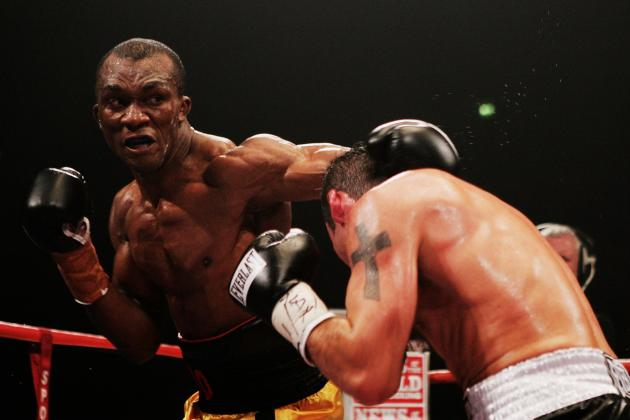 Sakio Bika vs. Marco Antonio Periban: Fight Time, Date, Live Stream and TV Info