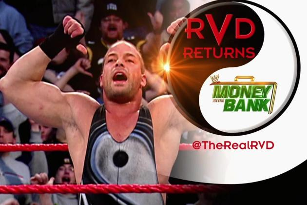 WWE Money in the Bank 2013: What Should Rob Van Dam's Role Be?