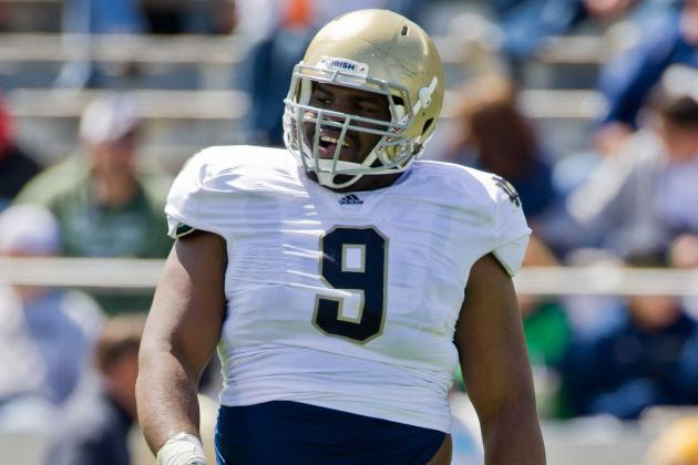 Steele: Notre Dame Has Nation's Top D-Line