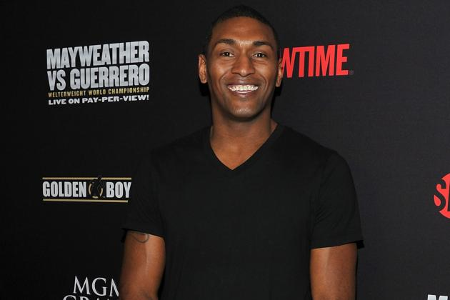 Metta World Peace Had the Best Game 6 Commentary