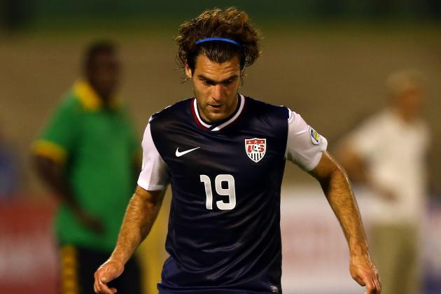 Zusi and Johnson's Sterling Wide Play Critical to American Success