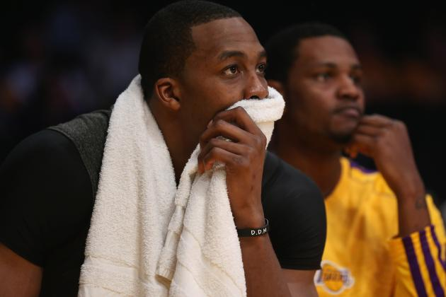 Dwight Howard Refuses to Watch the NBA Finals