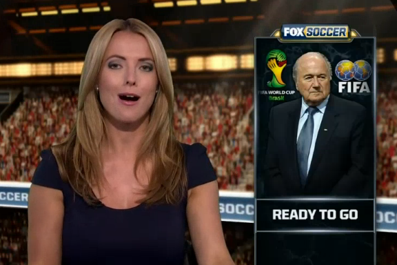Blatter: Brazil More Than Ready to Host World Cup