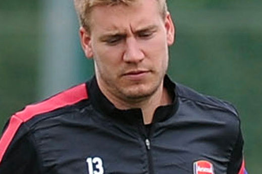 Eintracht Frankfurt in Talks with Arsenal Striker Nicklas Bendtner