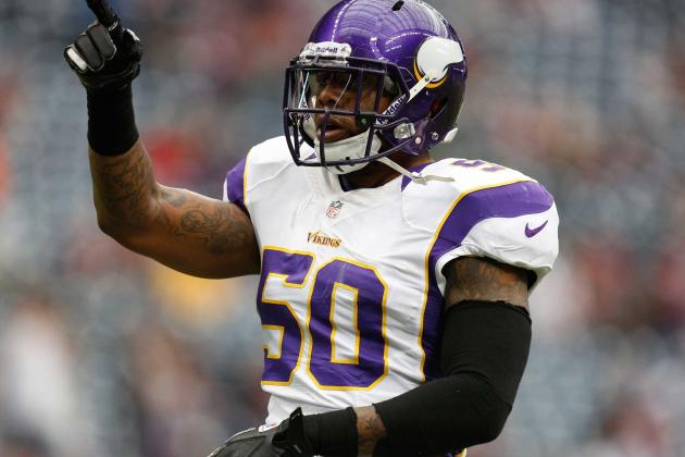 Erin Henderson on Vikings Role: 'I'm Playing the Mike'