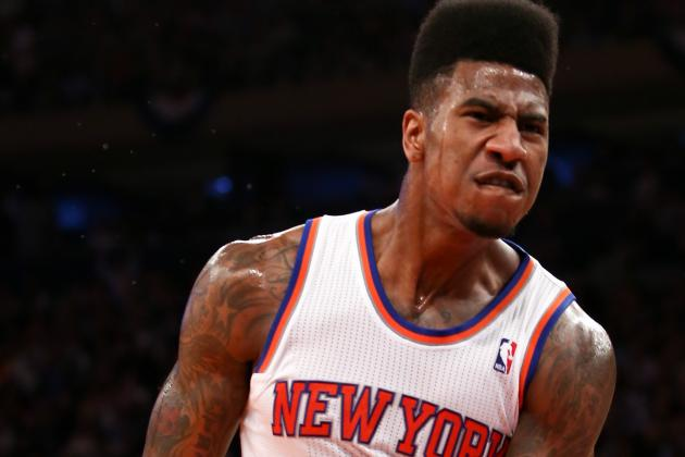 How Good Was Iman Shumpert in the Playoffs?