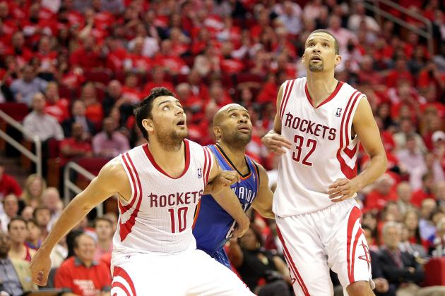 Rockets Will Decline Options for Francisco Garcia, Aaron Brooks, Carlos Delfino