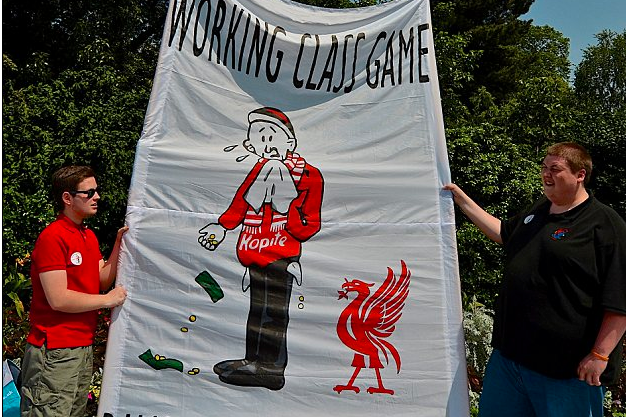 Rival Fans March on Premier League HQ to Protest at Sky-High Ticket Prices