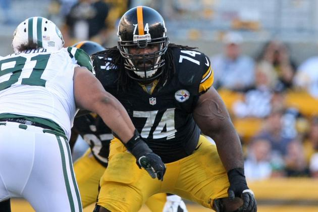 New York Jets: Right Guard Is Right for Willie Colon