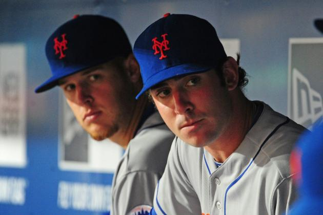 Zack Wheeler vs. Matt Harvey: Which Mets Phenom Has Brighter MLB Future?