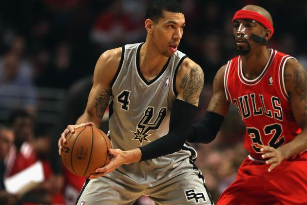 Bulls Could Use a Danny Green to Compete with NBA's Elite