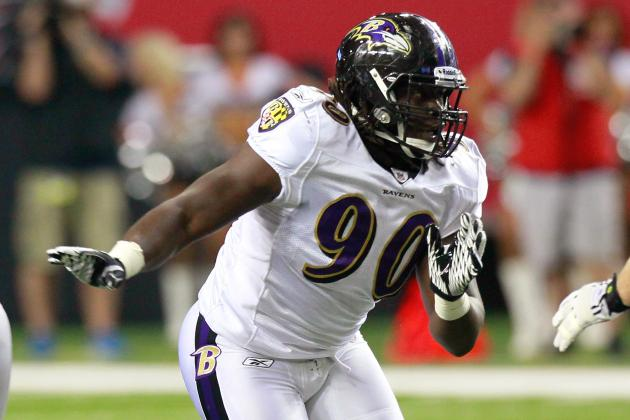 Trimmer Pernell McPhee Enjoying New Role