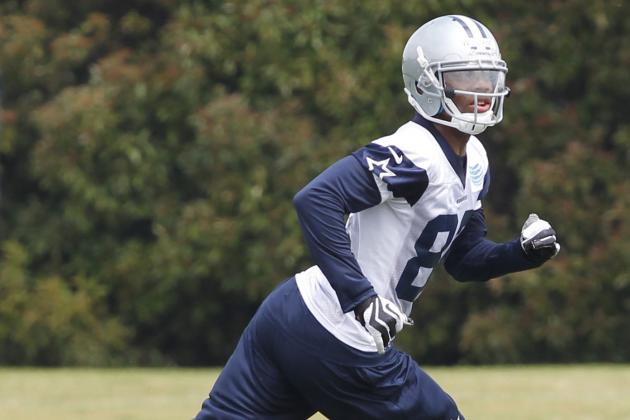 Cowboys Sign 3rd Rd. Pick Terrance Williams