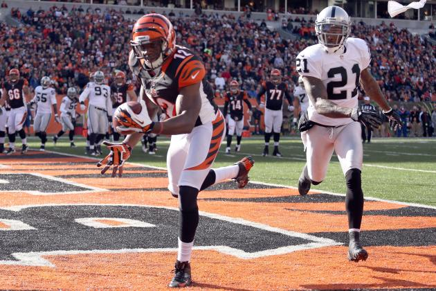 Bengals Putting Emphasis on the Red Zone