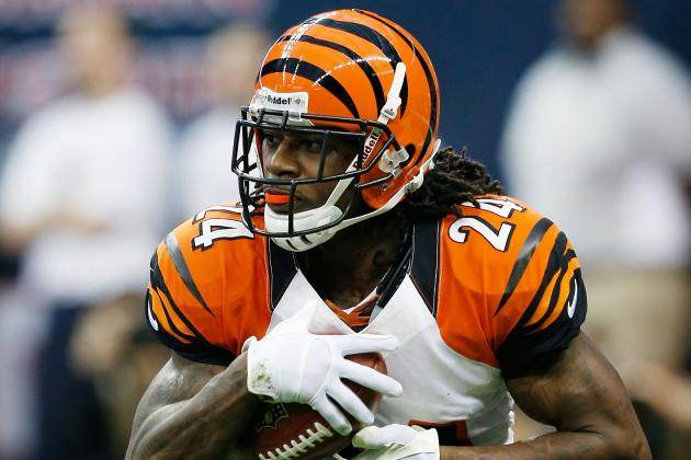 Pacman Jones on Addressing Rookies: 'Why Wouldn't I?'