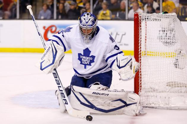 NHL Trade Rumors: Toronto Maple Leafs Must Stay Away from Jonathan Bernier