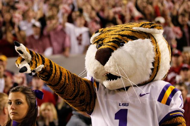 LSU Goes Hollywood as Former Tigers Earn Spots in Football Movie