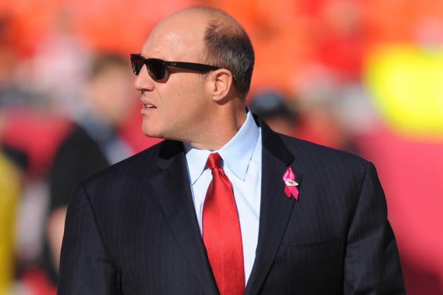 Joining Media Won't Fix Scott Pioli's NFL Reputation