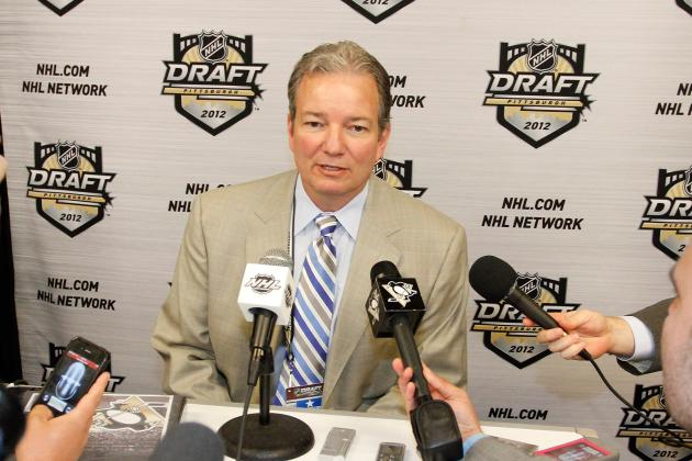 Pens' Shero Talks with Letang's Agent