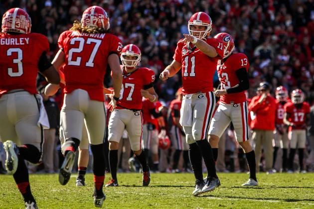 Georgia Set to Finish in Top 10 in Directors' Cup