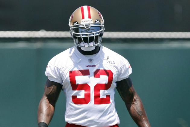Patrick Willis: 'Hungry to Be Better'