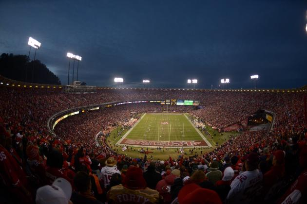 Yahoo! Named Founding Partner with Levi's Stadium, 49ers