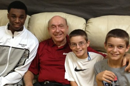 Opinion: Dick Vitale Loves Life, Wife and Andrew Wiggins