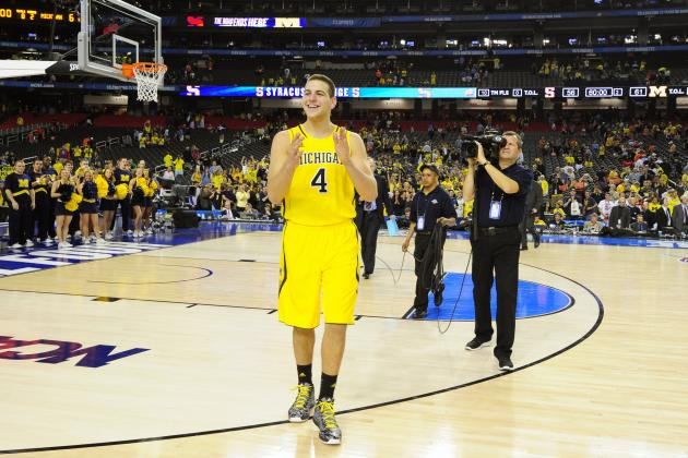Michigan Basketball: Which Version of Mitch McGary Will Show Up in 2014?