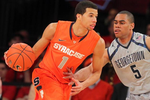 Michael Carter-Williams Picked by 76ers: Scouting Report and Analysis