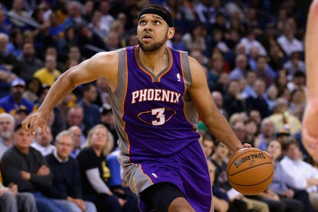 Suns' Dudley Doesn't Want the Spurs to Win Title