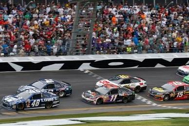 Daytona International Speedway Cutting 45,000 Seats