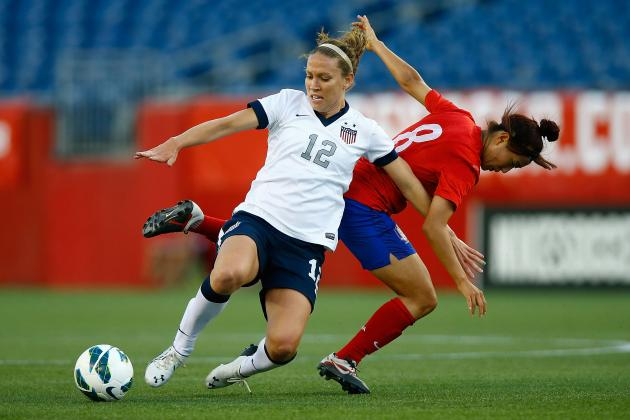 USWNT vs. Korea Republic: Date, Time, Live Stream, TV Info and Preview
