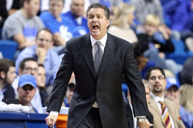 John Calipari to Be Inducted into New England Basketball Hall of Fame