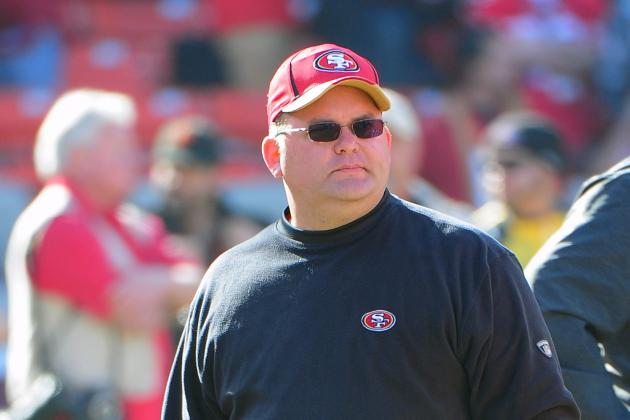 Report: Niners Extend Greg Roman Through 2015