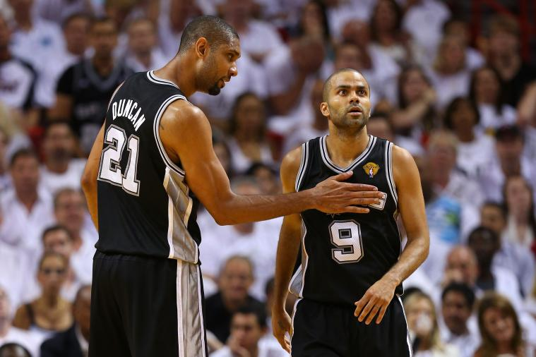 Do San Antonio Spurs Have 48 More Minutes of Championship Basketball in Them?
