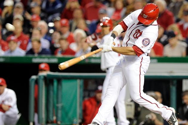 Nationals Activate Danny Espinosa from the DL … and Send Him to the Minors