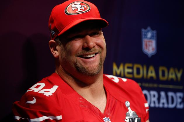 Justin Smith to End Career on His Own Terms