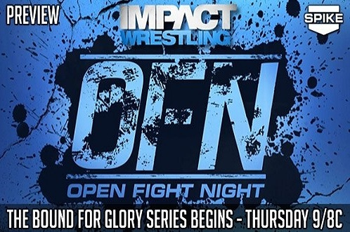 TNA Impact Wrestling Preview: Bound for Glory Series, Main Event Mafia and More